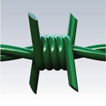 Tension Security barbed wire fence weight per meter