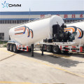 Tri Axle Bulk Cement Tank Semi Trailer