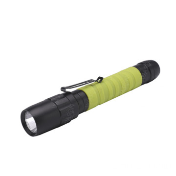 AA Battery Powered Slim Hand Torch Light Led
