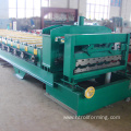 China factory supply popular glazed roof sheeting machine