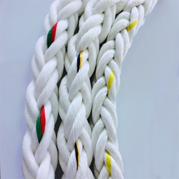 High strength braided polyester nylon rope for outdoor