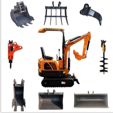Chinese best price mini digger XN08 for garden