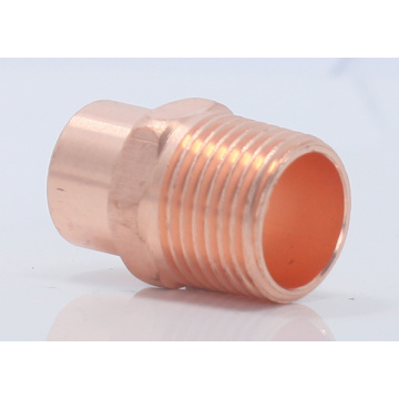 how to clean copper pipe for compression fitting