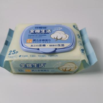 Wholesale Price Dry Cotton Baby Wipes for Sale