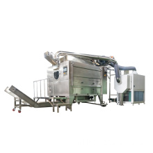 Chocolate beans coating sugar chocolate coating machine