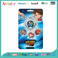 YO KAI WATCH 4 pack erasers