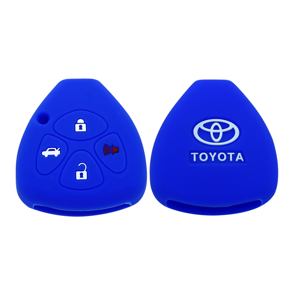 4Buttons case For Toyota Key