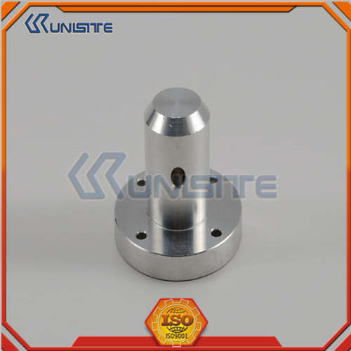 Pressure forging stainless component