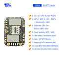 Smallest 3G GPS Tracker ZX810 PCBA Module Smart Android OS 2G GSM 3G WCDMA M6580 SOS GPIO Port Wifi Bluetooth GPS Tracking Chip