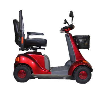 Luxury windproof electric scooter