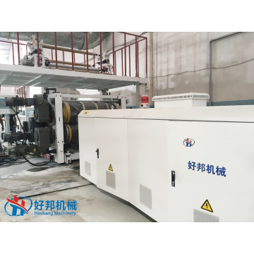 SPC LVT FLOOR PLANK PRODUCTION MACHINERY LINE
