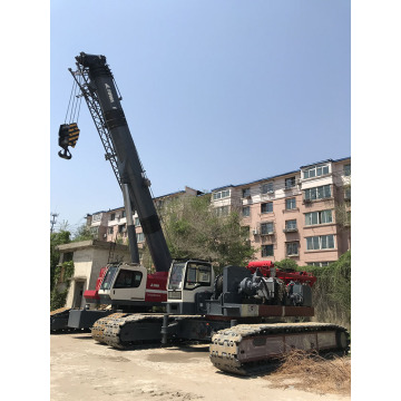 Hydraulic Telescopic Crane with Boom
