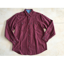 Long Sleeve Man Casual Shirt