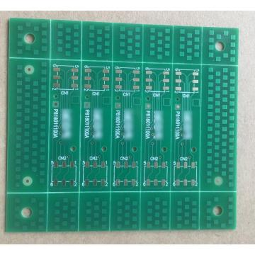 Bordu di ramu 2OZ TG170 materiale ENIG PCB