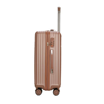 Golden Rose 360-degree swivel luggage trolley