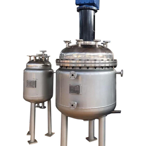 CE Approved Process Vacuum Reactor