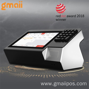 Gmaii Wireless Cash Pos System Electronic Billing Machine