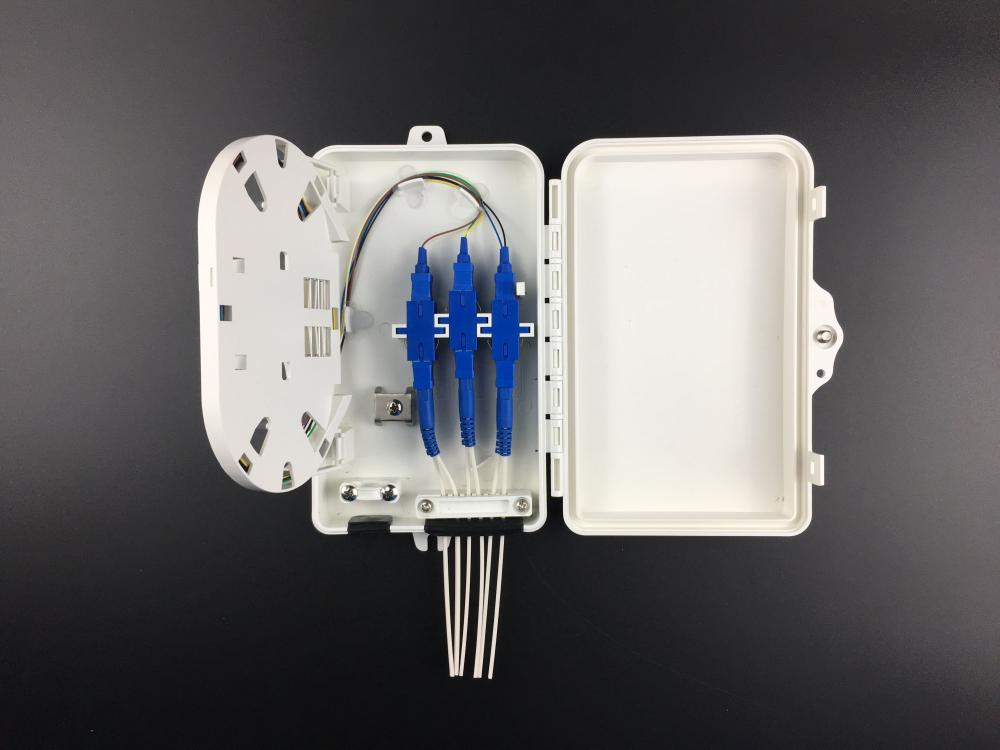 6 Cores Fiber Optic Distribution Box 2