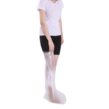 Disposable Leg Waterproof Cast Covers for Shower
