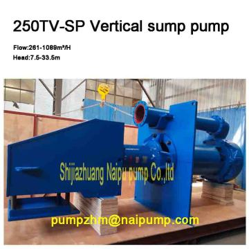 vertical slurry pump 40PV-SP