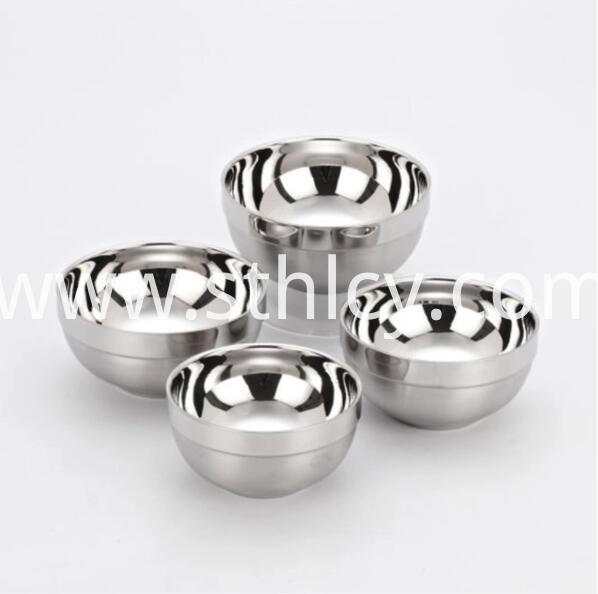 Stainless Steel Utility Bowl