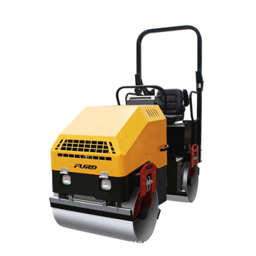 2 ton Self-propelled Compactor Roller with Vibratory Drums