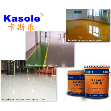 High quality epoxy floor