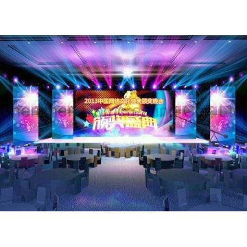 P6.25 Wide View Angle Rental LED Display