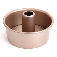 Non-Stick Chiffon Tube Pan for Oven-Champagne Gold