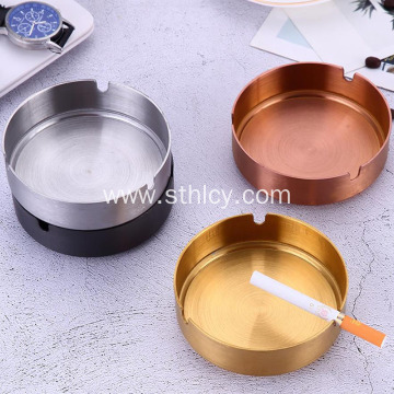 ​Stainless Steel Anti-Fall And Durable Ashtray