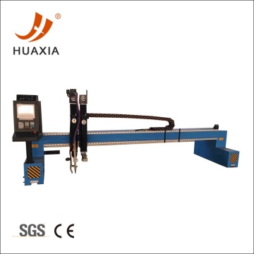 Gantry plasma cnc metal cutting machine for sale