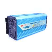 2000W Power Inverter with Wired Remote