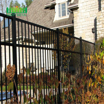 Wire mesh zinc steel fence