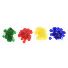 50pcs 2cm 4 Colors random PRO Count Bingo Chips Markers for Bingo Game Cards