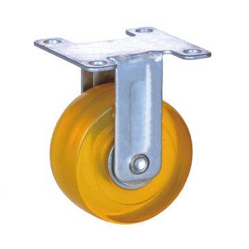 50mm light duty rigid caster