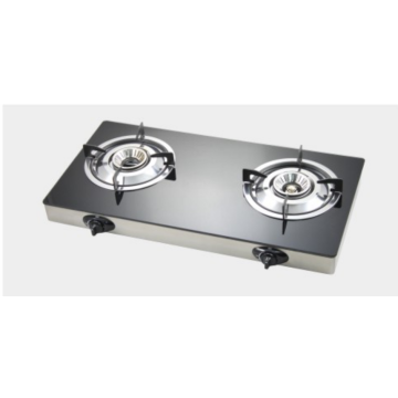 Double Burner Glass Cook Tops