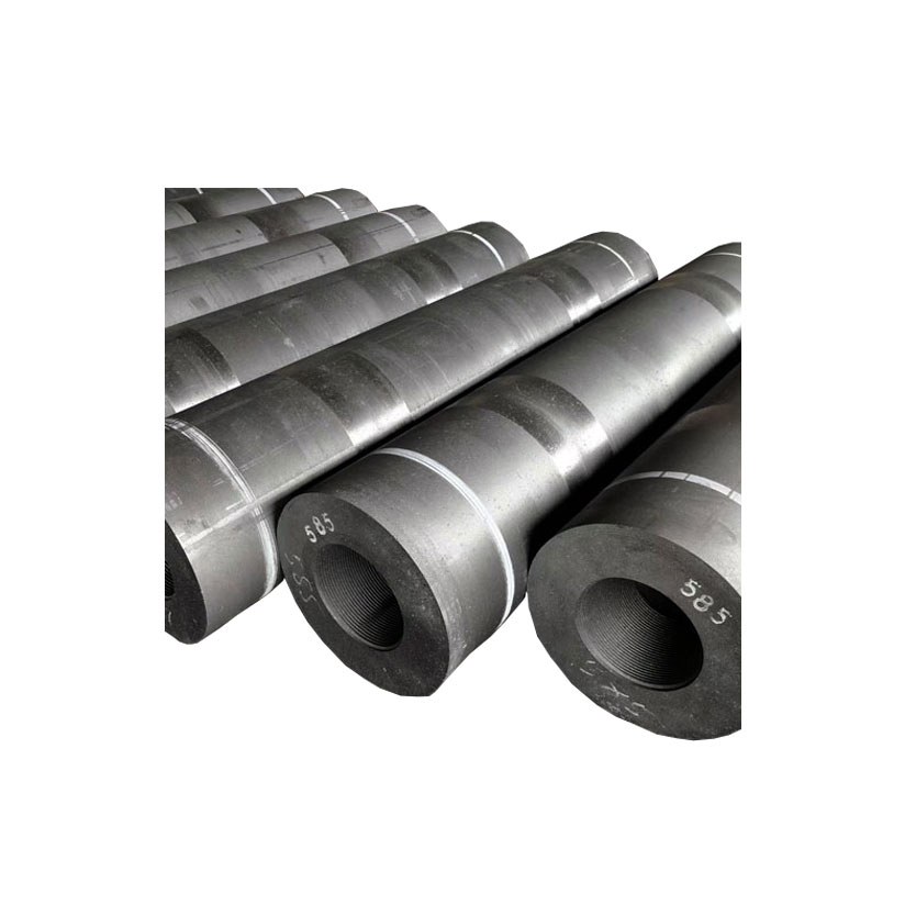 UHP 600mm Graphite Electrode 4 TPI Nipple Price