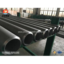 "Stainless Steel Pipe ASTM A312 TP347H 6"" SCH40"