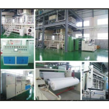 PP nonwoven spunbond production line
