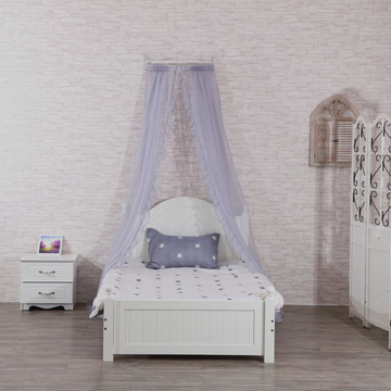 Crown Top Bedside Canopies  Elegant Mosquito nets