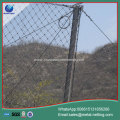 rockfall barrier fence 1000KJ rock fall barrier