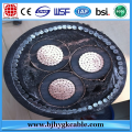 3.6/6KV~26/35KV  XLPE Insulated  Electric Cable
