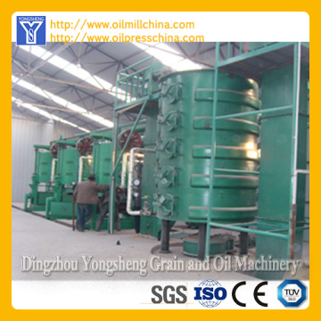 Continuous Screw Oil Press