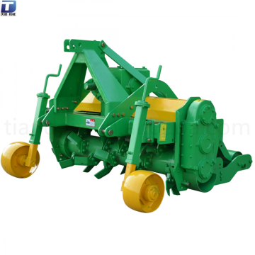 Heavy duty flail mower for trator