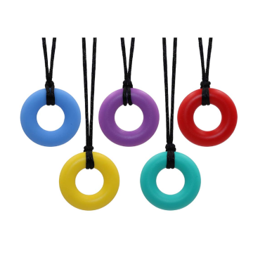 Sensory Chew Necklace for Kids Boys and Girls