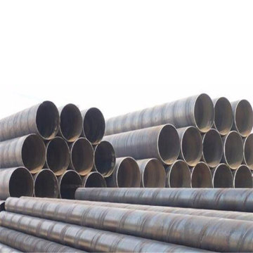 EN 10219 S355 14 inch spiral welded steel pipe