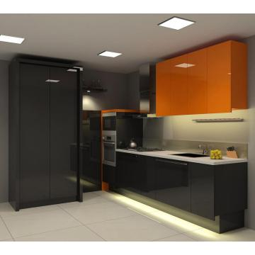 modern kitchen furniture mdf kitchen cabinet design factory sale