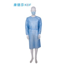 SMS Spun-bond Disposable Surgical Gowns Clothing
