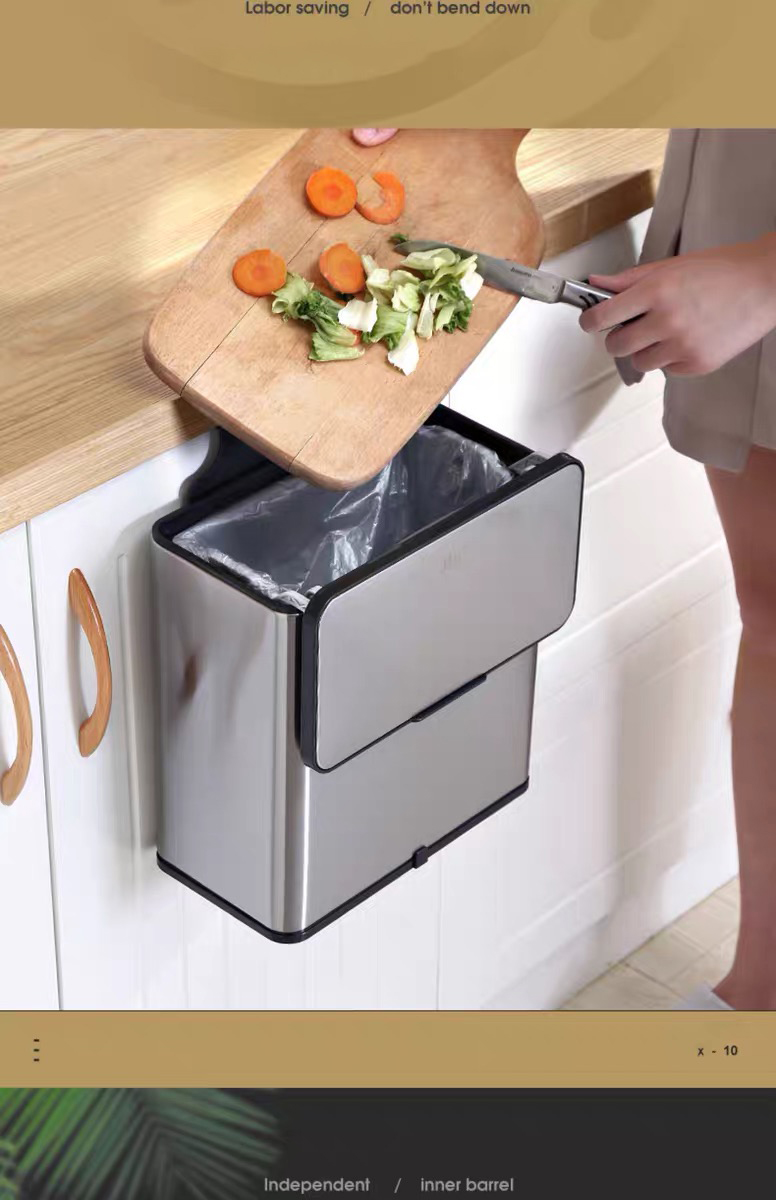 Rubbish Bin for Kitchen