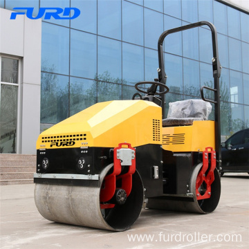 Perfectly Asphalt Roller with 1 ton Weight